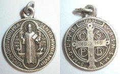 Médaille de St Benoît